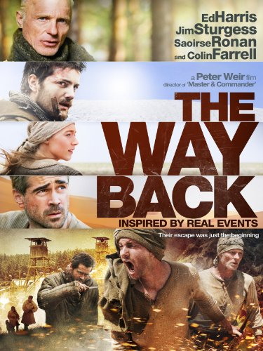 The Way Back Poster