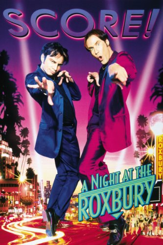 A Night at the Roxbury Poster