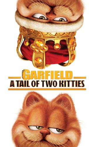 Garfield's A Tail of Two Kitties Poster