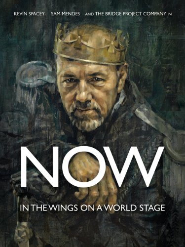 NOW: In the Wings on a World Stage Poster