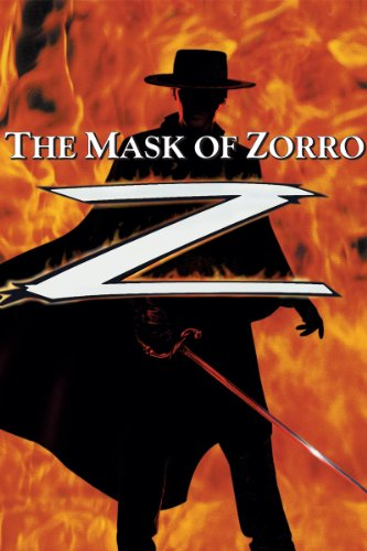 The Mask of Zorro Poster