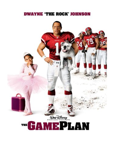 The Game Plan Poster