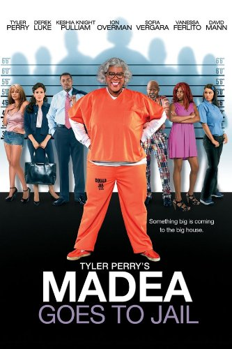 Madea Goes To Jail Poster