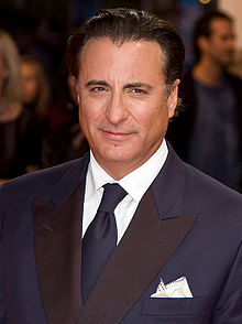 Andy Garcia's Portrait