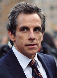 Ben Stiller's Portrait