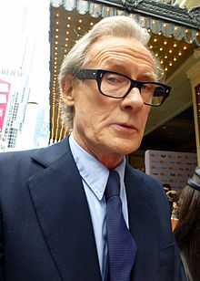 Bill Nighy's Portrait