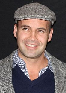 Billy Zane's Portrait