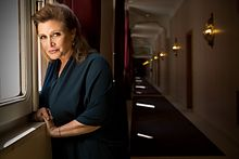 Carrie Fisher's Portrait