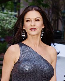 Catherine Zeta-Jones's Portrait