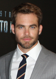 Chris Pine's Portrait