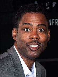 Chris Rock's Portrait