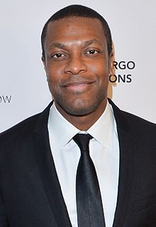 Chris Tucker's Portrait