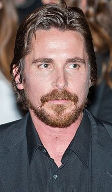 Christian Bale's Portrait