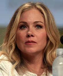 Christina Applegate's Portrait