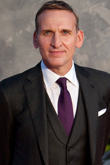 Christopher Eccleston's Portrait