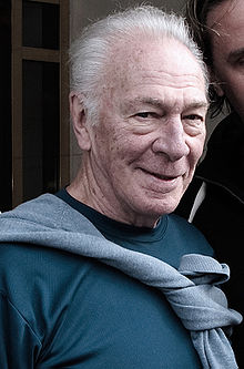 Christopher Plummer's Portrait
