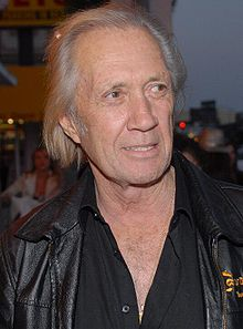 David Carradine's Portrait