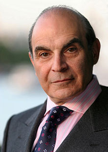 David Suchet's Portrait
