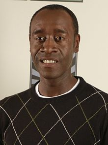 Don Cheadle's Portrait