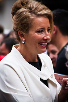 Emma Thompson's Portrait