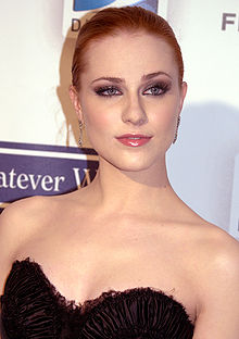 Evan Rachel Wood's Portrait