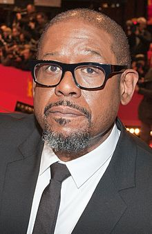 Forest Whitaker's Portrait
