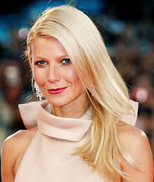 Gwyneth Paltrow's Portrait