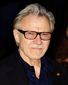 Harvey Keitel's Portrait