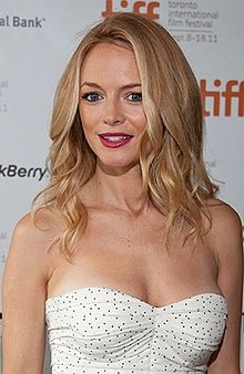 Heather Graham's Portrait