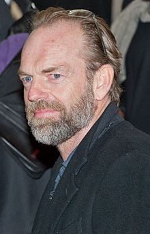 Hugo Weaving's Portrait