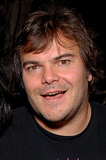 Jack Black's Portrait