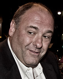James Gandolfini's Portrait