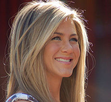 Jennifer Aniston's Portrait