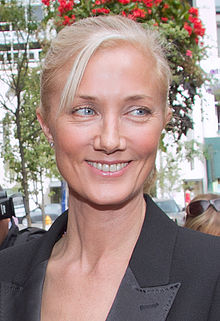 Joely Richardson's Portrait