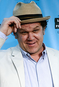 John C. Reilly's Portrait