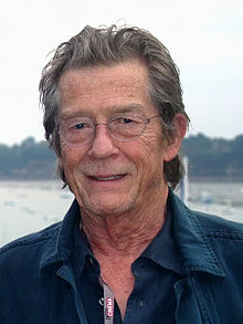 John Hurt's Portrait