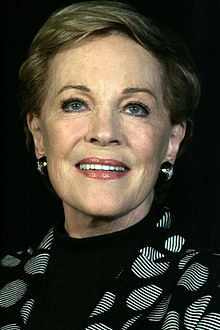 Julie Andrews's Portrait