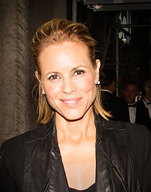 Maria Bello's Portrait