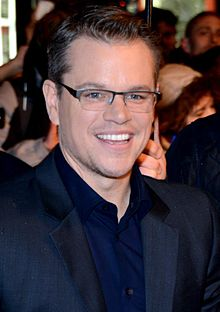 Matt Damon's Portrait