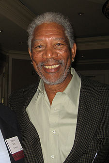 Morgan Freeman's Portrait