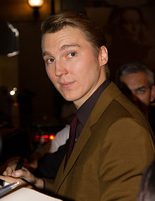 Paul Dano's Portrait