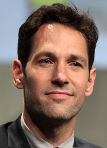 Paul Rudd's Portrait