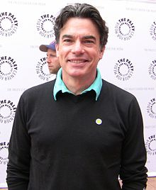 Peter Gallagher's Portrait