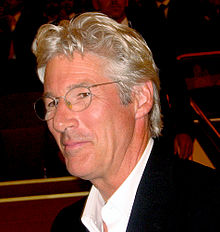 Richard Gere's Portrait