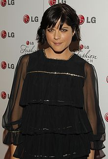 Selma Blair's Portrait