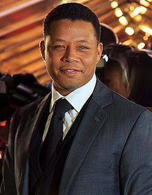 Terrence Howard's Portrait