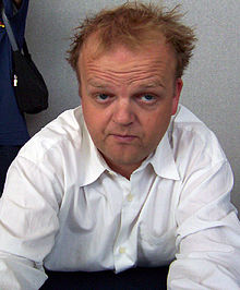 Toby Jones's Portrait
