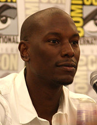 Tyrese Gibson's Portrait